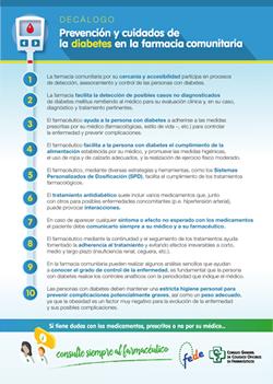 8450a52b3c Farmacéuticos y la Federación Española de Diabetes presentan un ...