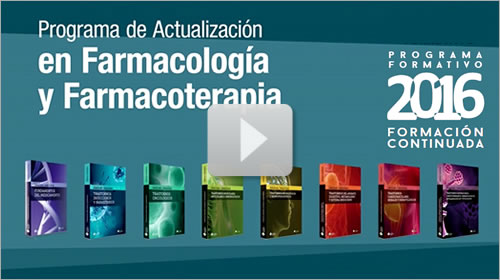 Video Programa Actualización en Farmacología y Farmacoterapia - 2016-2020