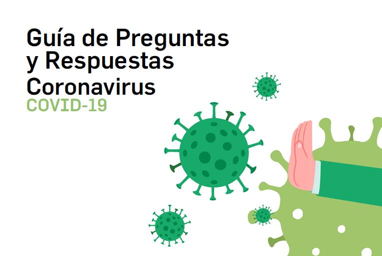 Preguntas Y Respuestas Infeccion Coronavirus Covid 19 Web De Portalfarma