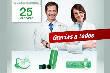 Imagen de  Día Mundial del Farmacéutico